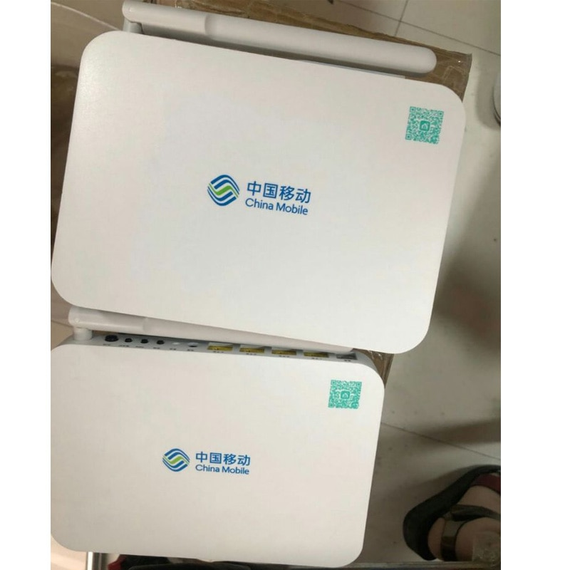 4pcs Alcatel Lucent Gpon G-140W-MF ONU 4GE + 1 voz 2USB + WIFI + 2,4G y 5G precio