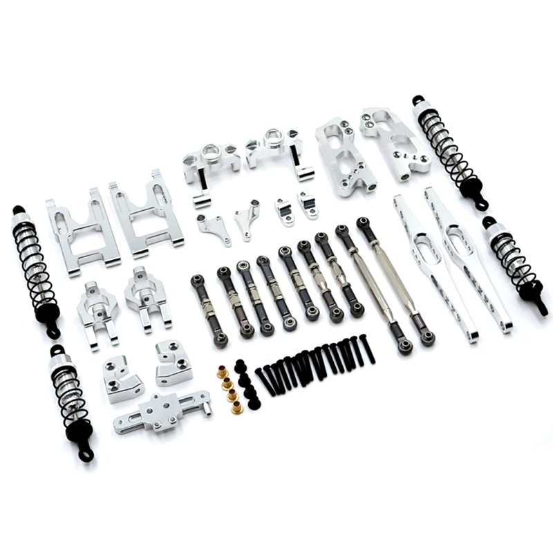 12428 12423 Upgrade Accessories Kit Shock Absorbers for Feiyue FY03 WLtoys 12428 12423 1/12 RC Buggy