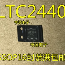 LTC2440 LTC2440CGN LTC2440IGN new imported chips are of good quality