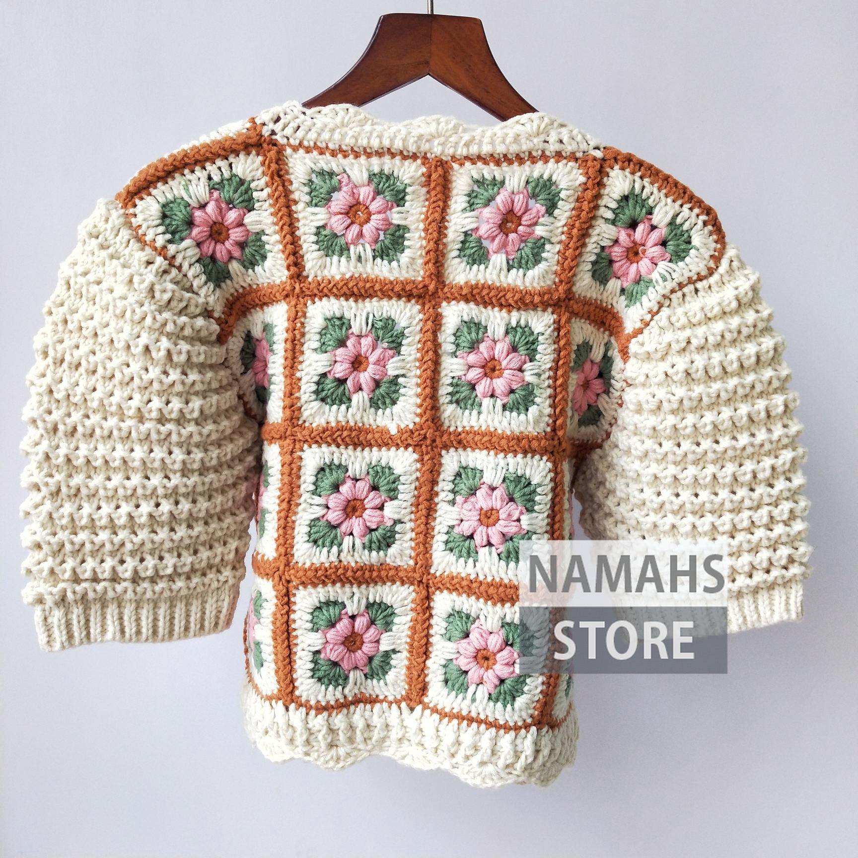 early fall fashion ethnic style sweaters cardigan for women high end vintage jacquard designer v neck sweater cardigans clothes enlarge