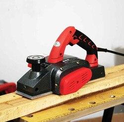 Planador elétrico de carpintaria, planador elétrico multifuncional portátil de madeira diy para carpintaria máquina elétrica de planejador
