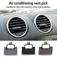 new car front ac air conditioning vent outlet tab clip repair kit for mercedes benz ml gl class ml300 gl350 w164 x164 07 11