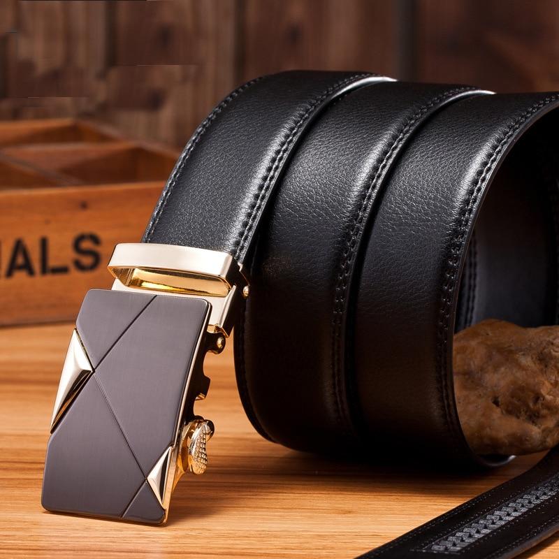【VERBESTRAL】Famous Brand Men's Belt Designer TopQuality Luxury Leather Belts for Men Strap Male