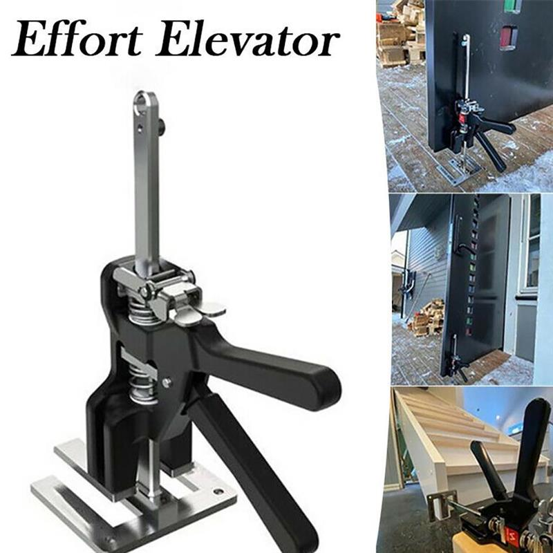 Hand Tool Jack Arm Door Boards Lifter Cabinet Hand Tool Repair Anti Slip Multi Tool  Dropshipping
