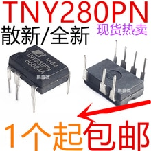 5pcs/lot TNY280P TNY280PN DIP7 In Stock