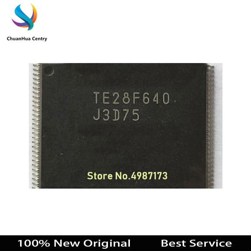 1 Uds TE28F640J3D75 E28F640J3A120 TE28F128J3D75 E28F128J3A150 TSOP56 100% nuevo Original en Stock