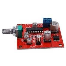 PT2399 carte de réverbération de plaque de réverbération de microphone aucun Module de fonction de préamplificateur