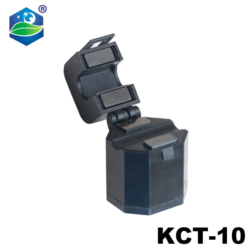 Новое обновление для KCT-10 шарнирного сплит-сердечника трансформатор тока 1 шт. 60A/20mA зажим на CT высокой точности с Умной сеткой