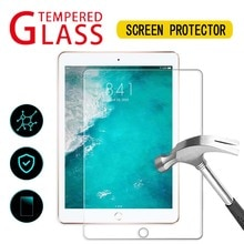 For Apple IPad Air 1 / IPad Air 2 9.7 Inch - 9H Premium Tablet Tempered Glass Screen Protector Film Protector Guard Cover