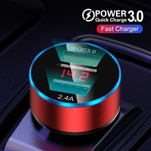 USB C Car Charger PD Port Fast Charging for MacBook iPad iPhone 11 12 Tablet Quick Charge Samsung 10