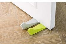 Youpin Jordan&Judy Safety Silicone Door Stopper Preventing Door Grips Baby Pacifier Silicone Cute Bird Pigment Door Stopper