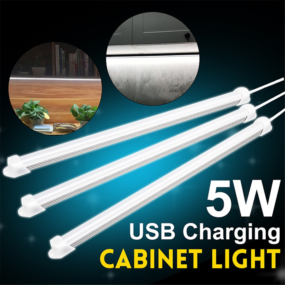 LED Night Lights for Under Cabinet Closet Kitchen Cupboard Shelf Lighting for Counter MD7