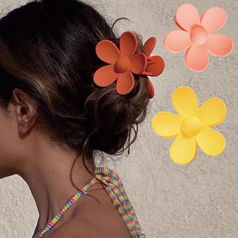 Аксессуары для волос для девочек ярких цветов в Корейском стиле аксессуары для волос яркие аксессуары эстетические головные уборы заколки ...