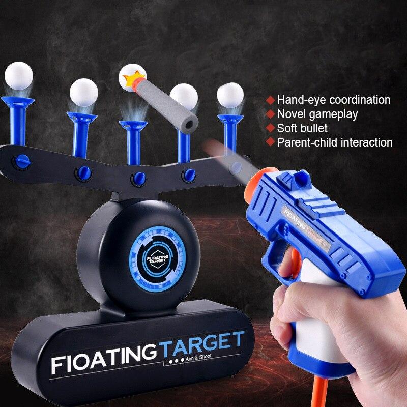 Juego flotante caliente de espuma para niños, Dardo flotante de juguete seguro para niños, regalos de navidad LBV