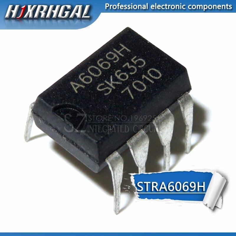 1 Uds A6069H DIP7 STR-A6069H DIP A6069 DIP-7 HJXRHGAL