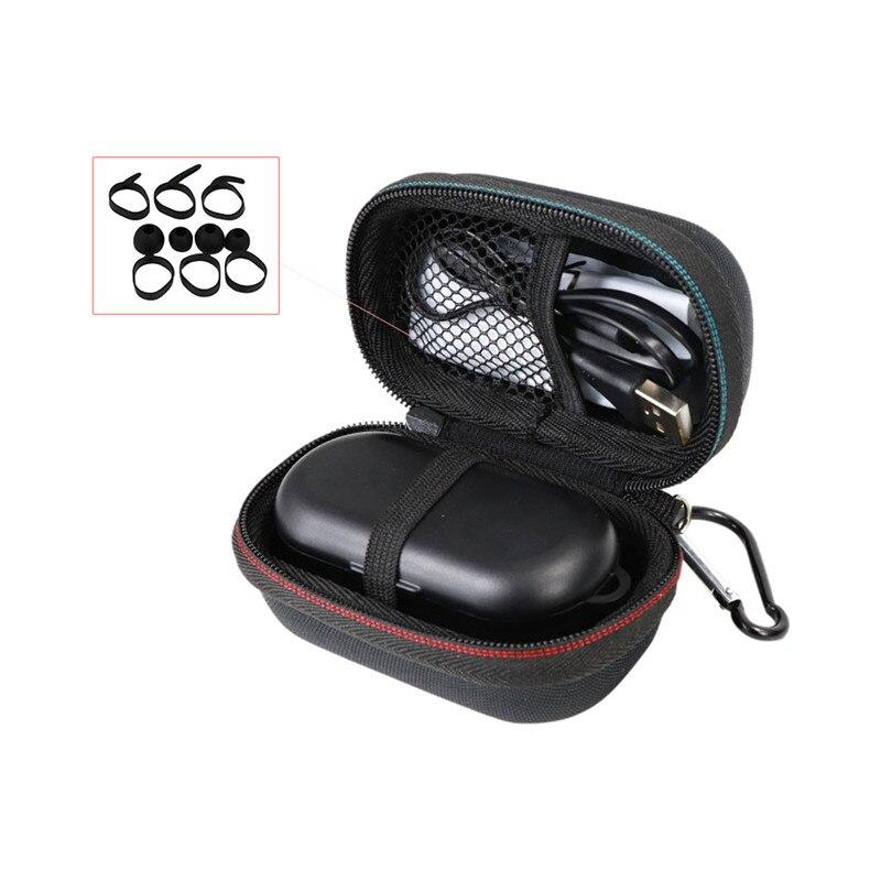 Bolso portátil de almacenamiento duro de EVA para TOZO T10 TWS auriculares inalámbricos auriculares estéreo 40AUG20