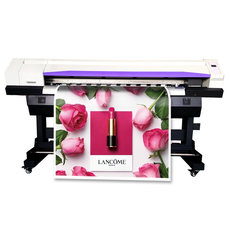 משלוח חינם גדול פורמט הדפסה מכונת 1600Mm אקו ממס מדפסת Dx5 1.6M אקו ממס פלוטר