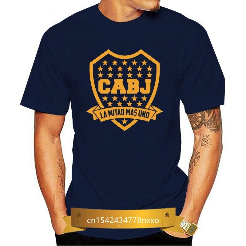 Los hombres t Camisa ventilador Camiseta Argentina Boca Camisa Estadio Alberto J...