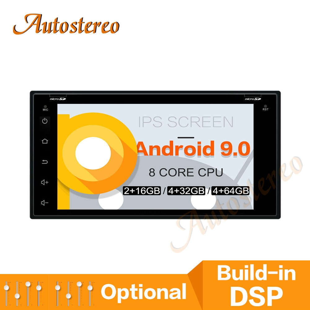 Reproductor de DVD para coche Android 9 PX5/PX6, navegación GPS para Nissan Universal Micra 2010-15, unidad principal de Radio estéreo para coche, reproductor Multimedia