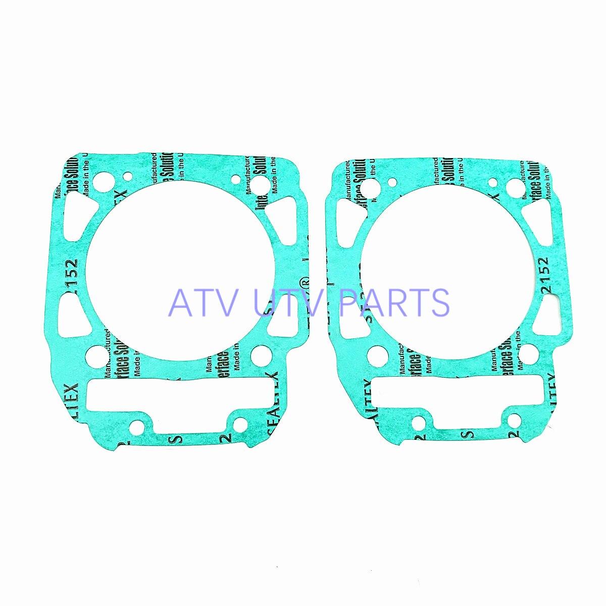 1set gasktets fit for 2 cylinder model of CAN AM 800 outlander 800/BRP 800  QUAD Parts enlarge