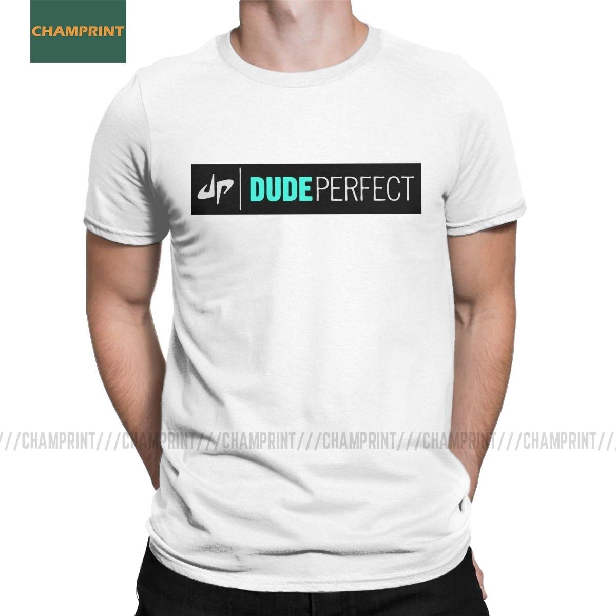 Relevanten Geck Perfekte T-Shirts für Männer Trend Tyler Coby Cory Cod Sportliche Youtube Vlog Baumwolle Tees Kurzarm T hemd