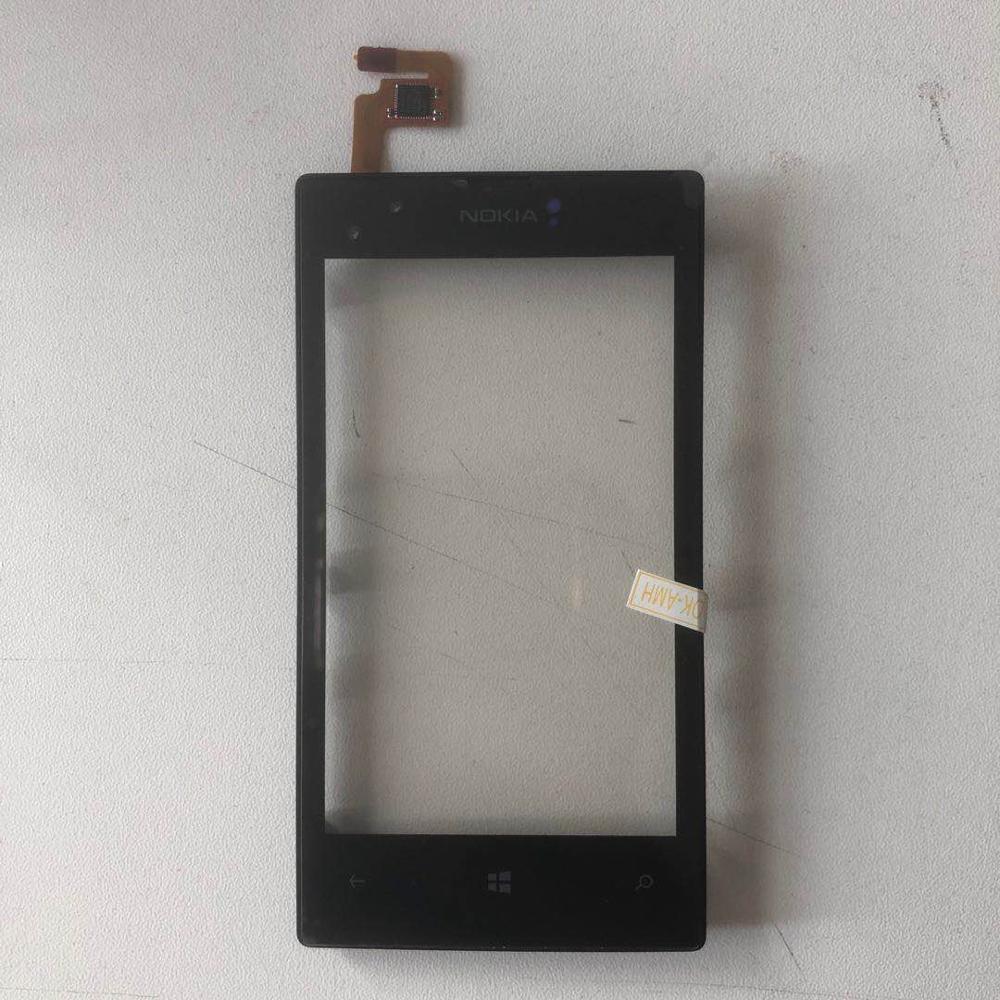 Pantalla táctil de 4 pulgadas para Lumia N520, panel Sensor digitalizador, cristal...