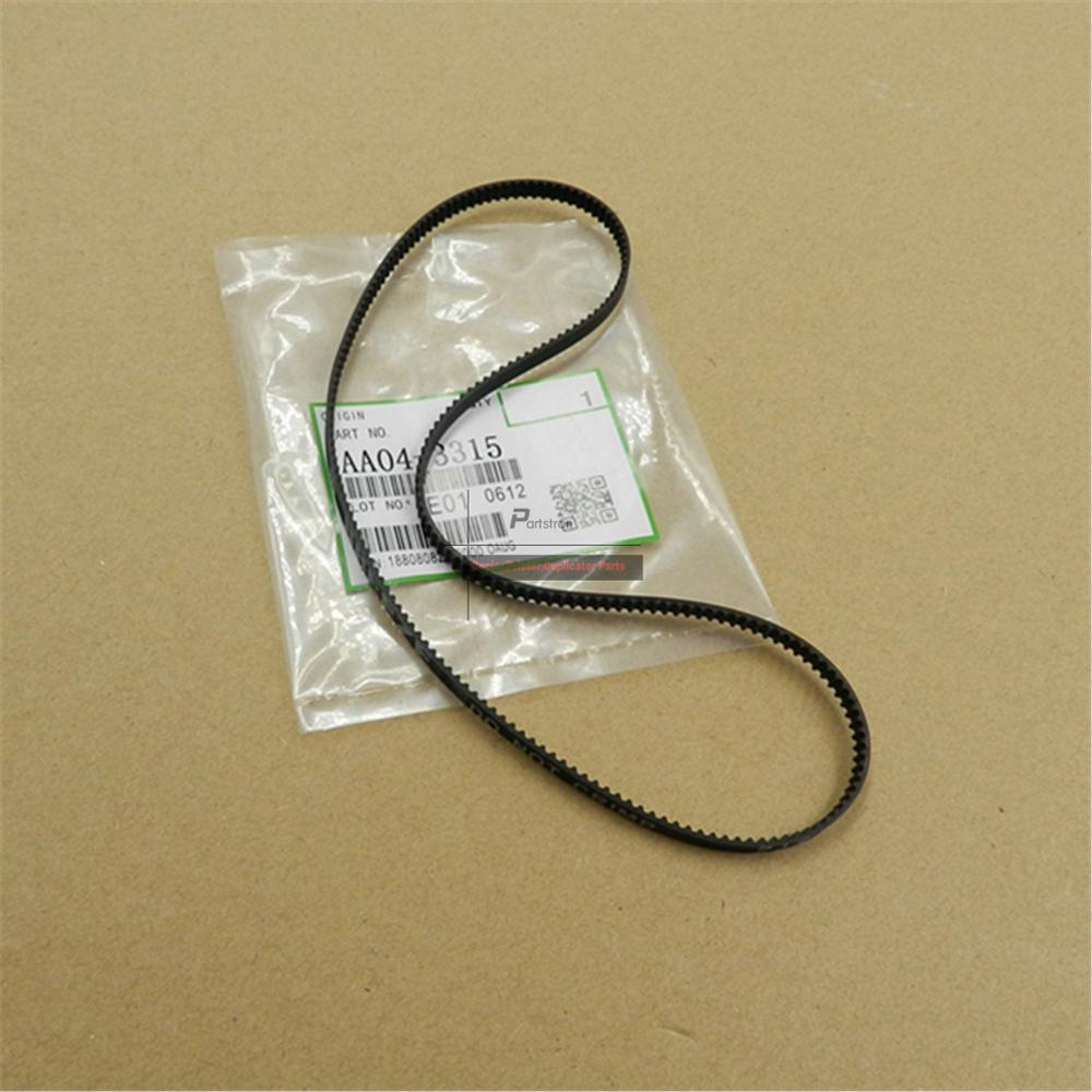 3Pieces Fuser Paper Exit Belt AA04-3315 For Ricoh 2051 2060 2075 MP 6000 7000 8000 6001 7001 8001 5500 6500 7500