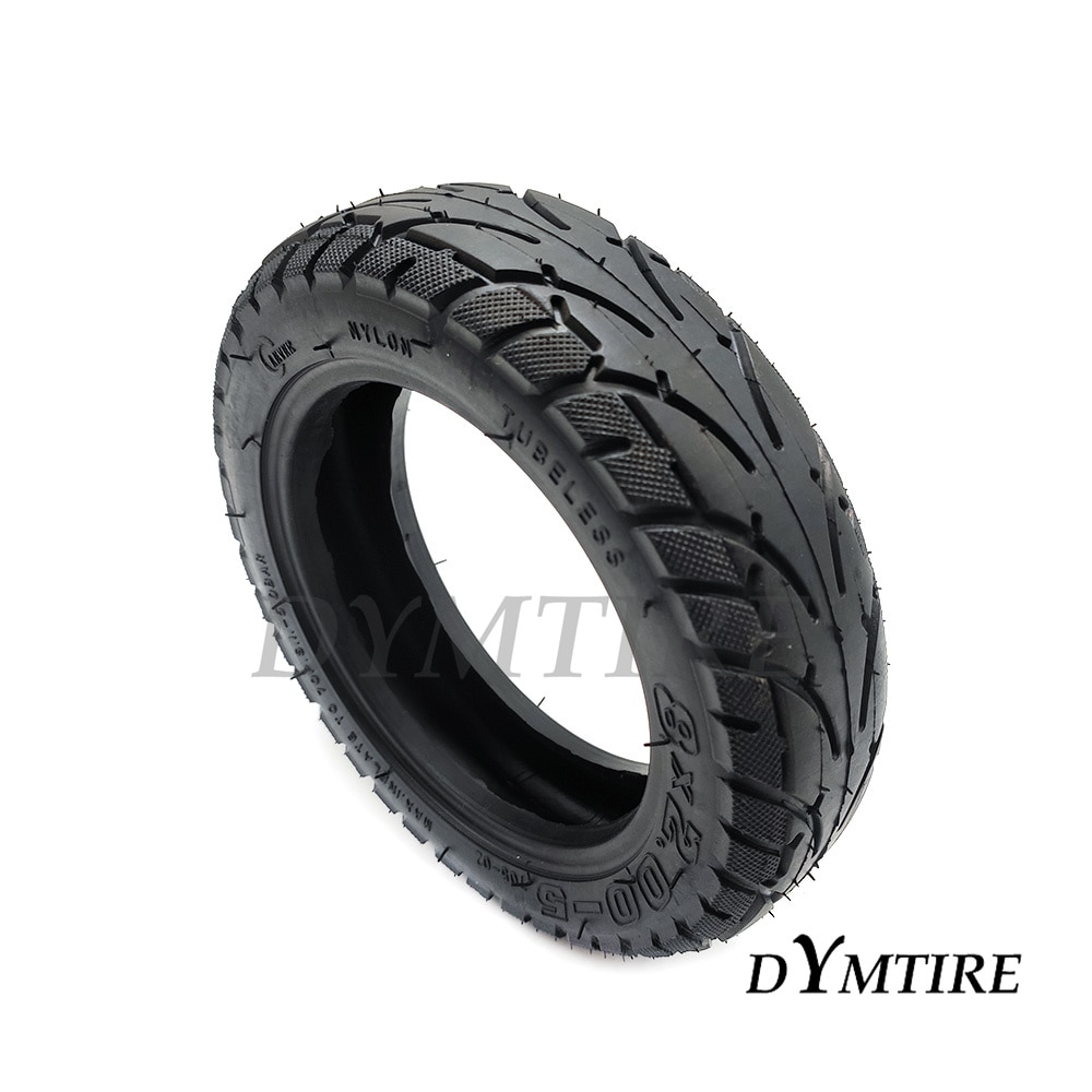 8x2.00-5 Tubeless Tire for Electric Scooter 8 Inch 2.10-5 Wear Resistant High Quality Vacuum Tyre