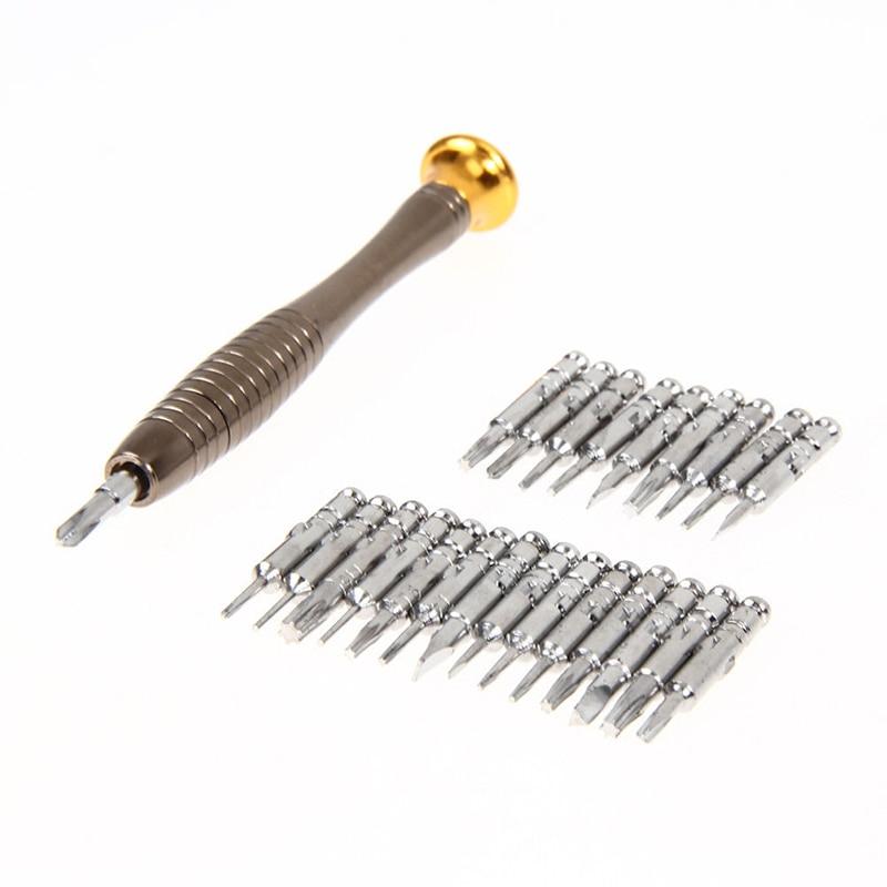 25 Pcs in 1 Screwdriver Set 25 in1 Precision Torx Screwdriver Cell Phone Repair Tool Set For Phone Laptop