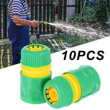 Raccord fileté de tuyau tuyau   Raccord de tuyau à raccord rapide, outil de jardinage dirrigation, connecteur de tuyau deau de robinet 1/2