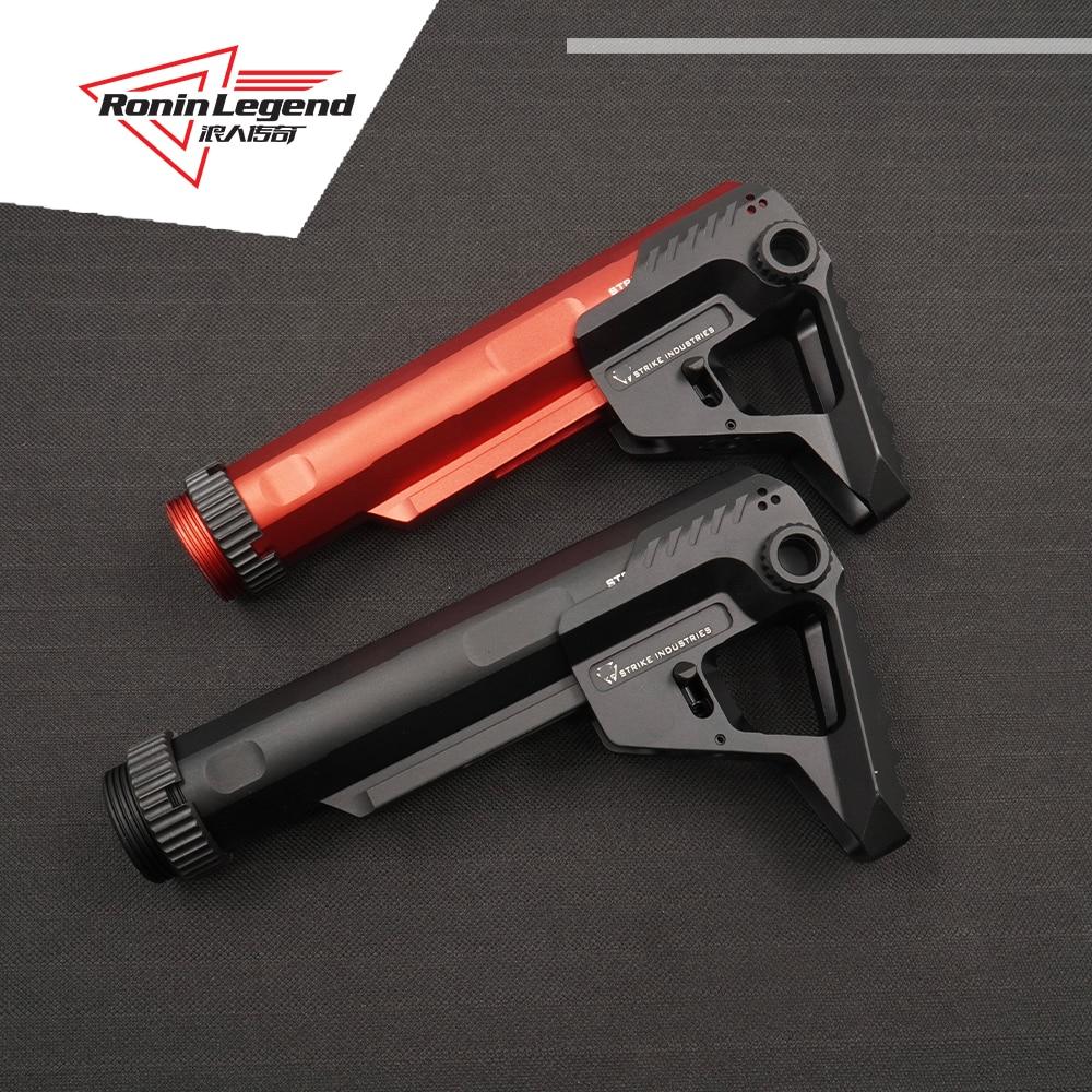 Hot New SI Viper PIT Backstock SLR Stock Position Buffer Extension Tube SLR Toy Gun Stock Gel Blaster Upgrade Extended Parts
