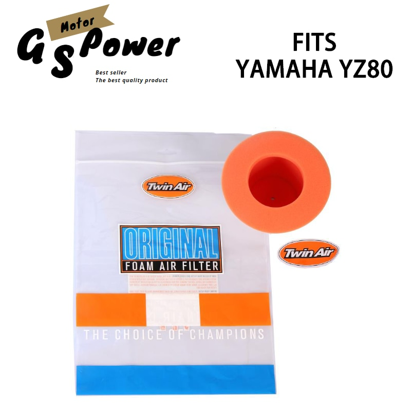 Air Filter/Filter Element Cleaner Fits Yamaha YZ80 93-01, YZ85 02-20 High-end sponge Air Filters & Systems