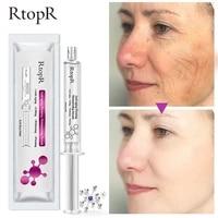 effective hyaluronic acid anti aging face serum firming moisturizing skin whitening brightening remove wrinkle facial care cream