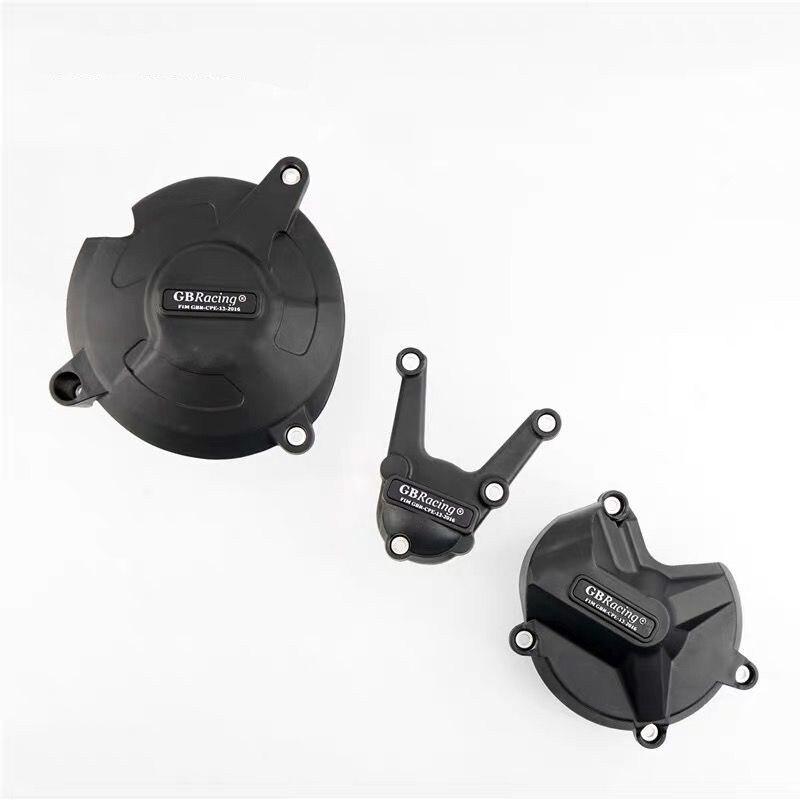 Protetor do motor da motocicleta capa kit para gb racing para bmw s1000r 2017-2019 & s1000rr 2017-2018 & s1000xr 2015-2019
