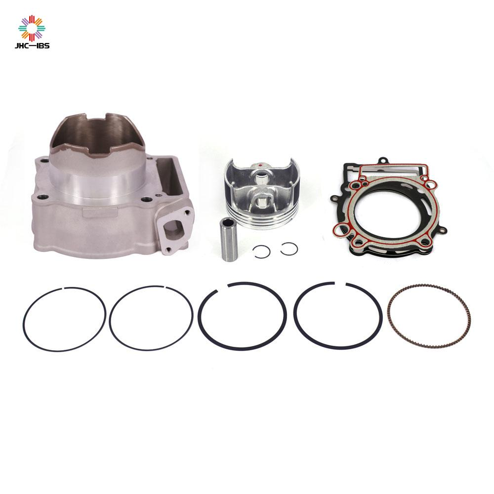 OTOM 300CC Cylinder Block Piston Ring Gasket Set For Bosuer KAYO Xmotor Apollo 250CC With ZONGSHEN NC250 Water Cooler Engine
