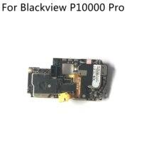 Оригинальная б/у материнская плата 4G RAM + 64G ROM материнская плата для Blackview P10000 Pro MTK6763 Octe Core 5,99