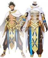 fate prototype fragments rider ozymandias ramesses ii christmas party halloween uniform outfit suit adult cosplay costume e001