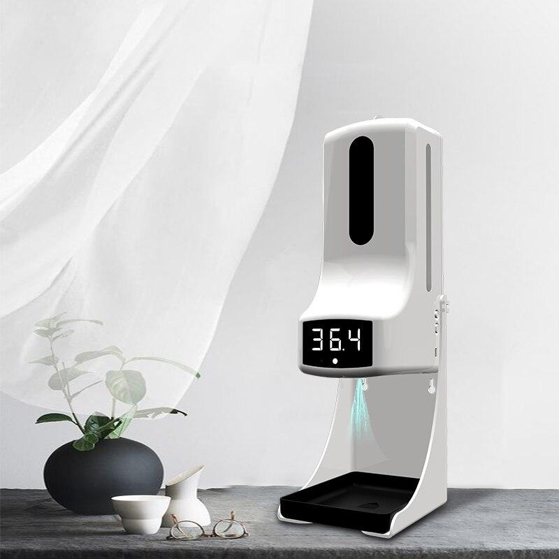 novo k9 pro automatico dispensador de sabao liquido sensor inteligente sem contato