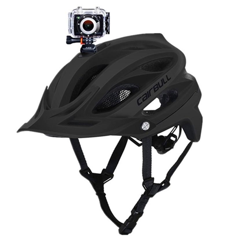 Conjunto de cámara de casco de ciclismo ultraligero MTB Road casco de bicicleta casco de protección de seguridad cascos de ciclismo de moldeado integrado