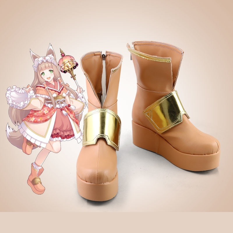 للجنسين أنيمي كوس Himemiya ماهو تأثيري ازياء أحذية مخصصة