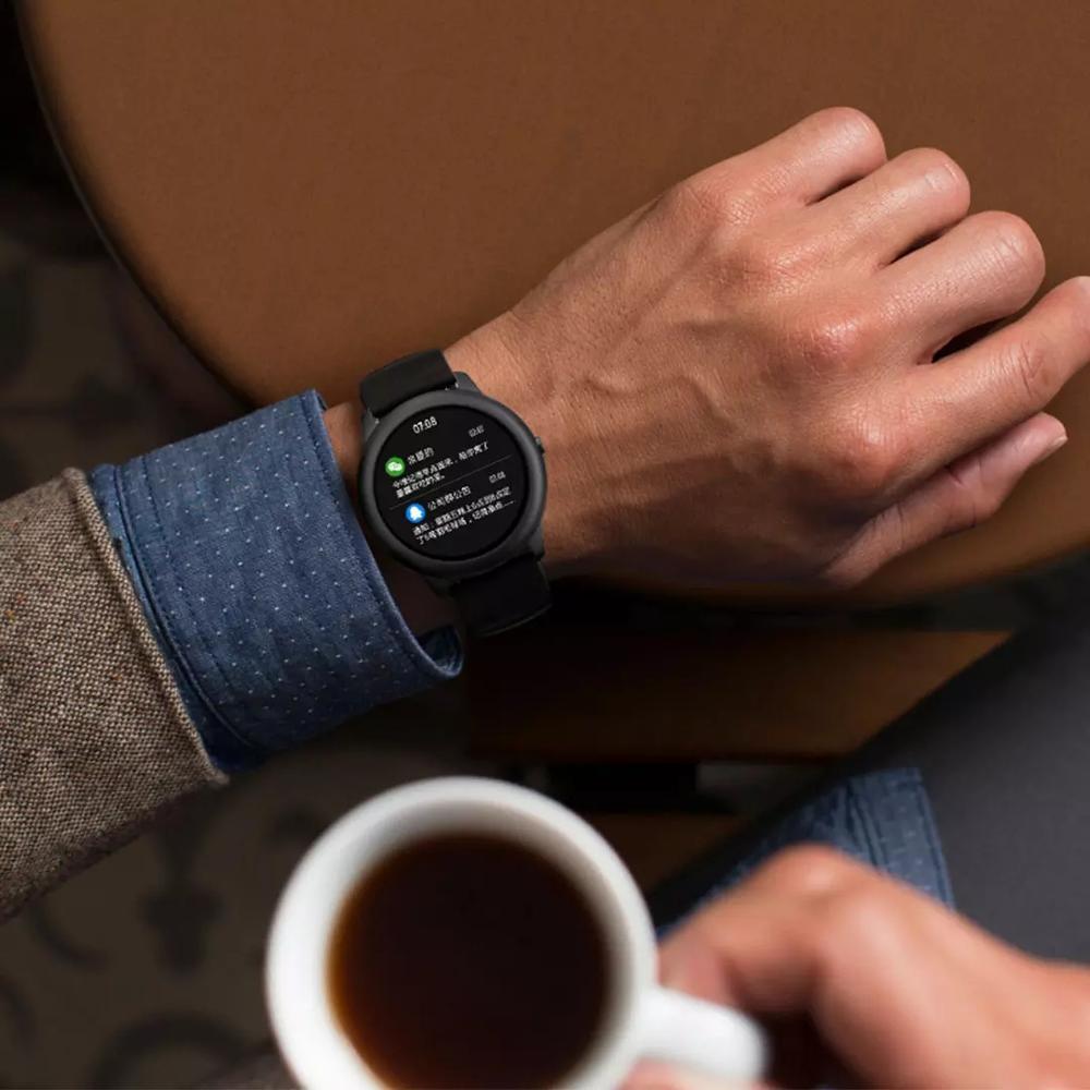 xiaomi Hot Haylou LS05 Smart Watch English Version , IP68 Waterproof ,12 Sport Modes,Call Reminder, Bluetooth 5.0 Smart Band