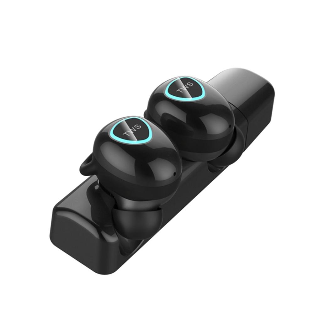 TWS M8 funcionamiento estable recargable Mini inalámbrico Cancelación de ruido Bluetooth auricular viaje HIFI música estéreo al aire libre