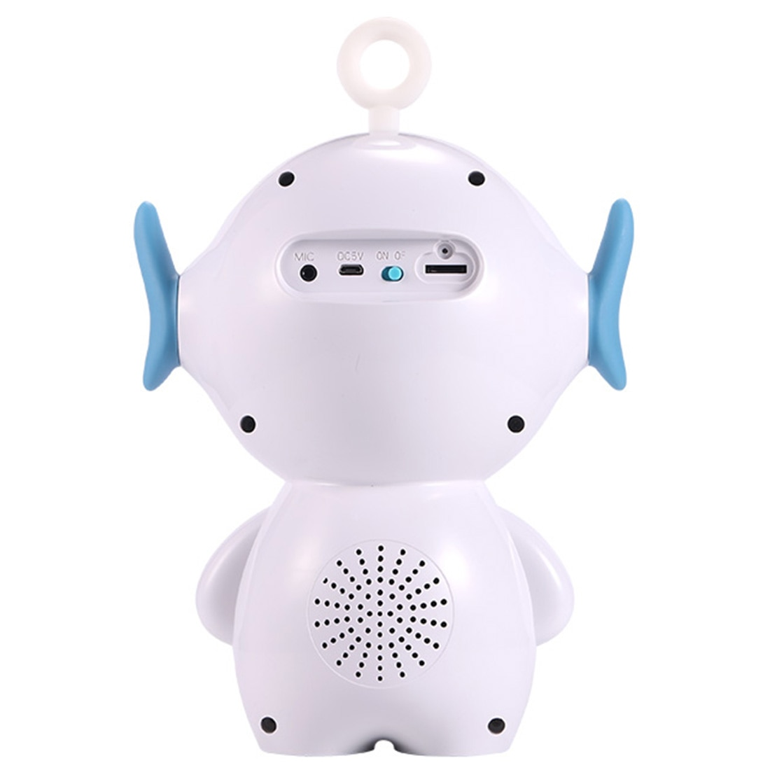 Children Intelligent Accompany Toy Smart RC Robot Interactive Voice Play Music APP Voice Chat Storytelling for Kid Birthday Gift enlarge