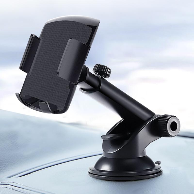 Soporte de teléfono para el salpicadero del coche, almohadilla de Gel fuerte y lavable con un diseño táctil adecuado para el iPhone 11