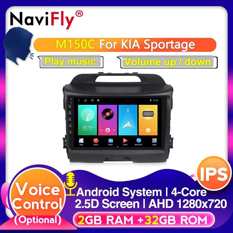 Oito núcleo 4g ram 64g rom multilingue menu carro multimídia player para kia sportage 3 2010 2011-2016 carro gps navegador rádio