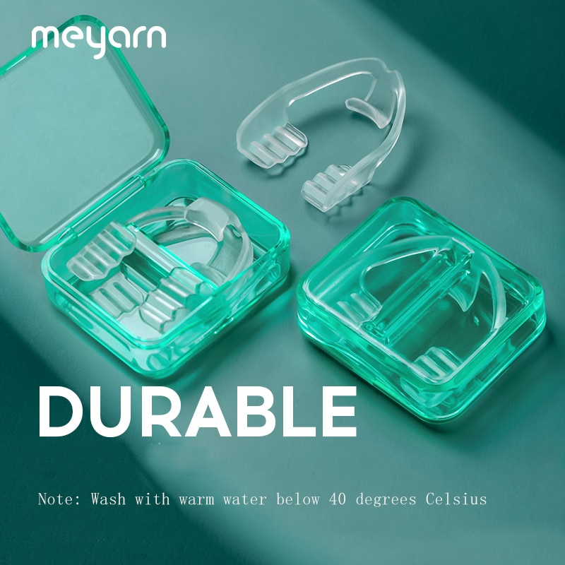 AliExpress - Meyarn 3 Pieces Teeth Braces Anti-Molars Braces Invisalign Braces Braces For Teeth Retainer Anti-Molars Pad