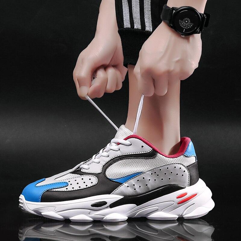 Nuevos zapatos deportivos para correr gratis para hombre, zapatillas transpirables con cordones de alta calidad, zapatos espaciales, zapatos casuales de moda