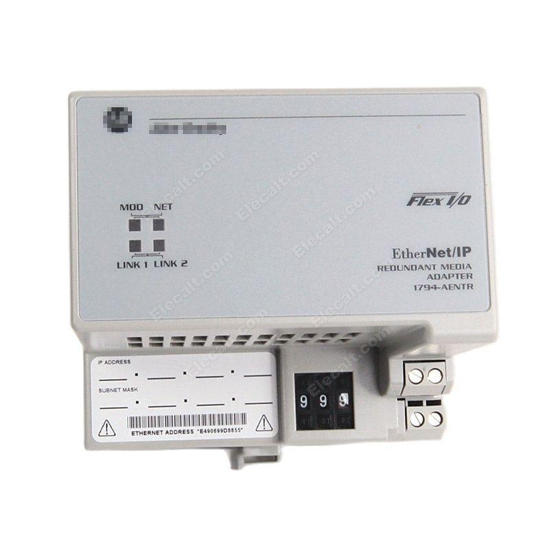 1794-AENTR 1794 وحدة تحكم PLC ، I/O ، وحدة محول الاتصالات