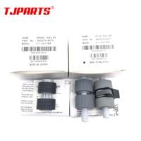 1SETX PA03338-K011 PA03576-K010 Pick Roller Brake Roller for Fujitsu fi-6670 fi-6770 fi-6750 fi-6750s fi-5750C fi-5650C fi-5650