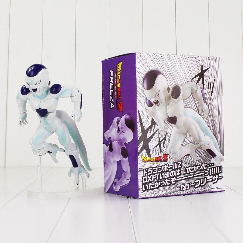 La forma final de FUSHA 18cm Anime Dragon Ball Z acción figura de Frieza colección de PVC figurita Juguetes